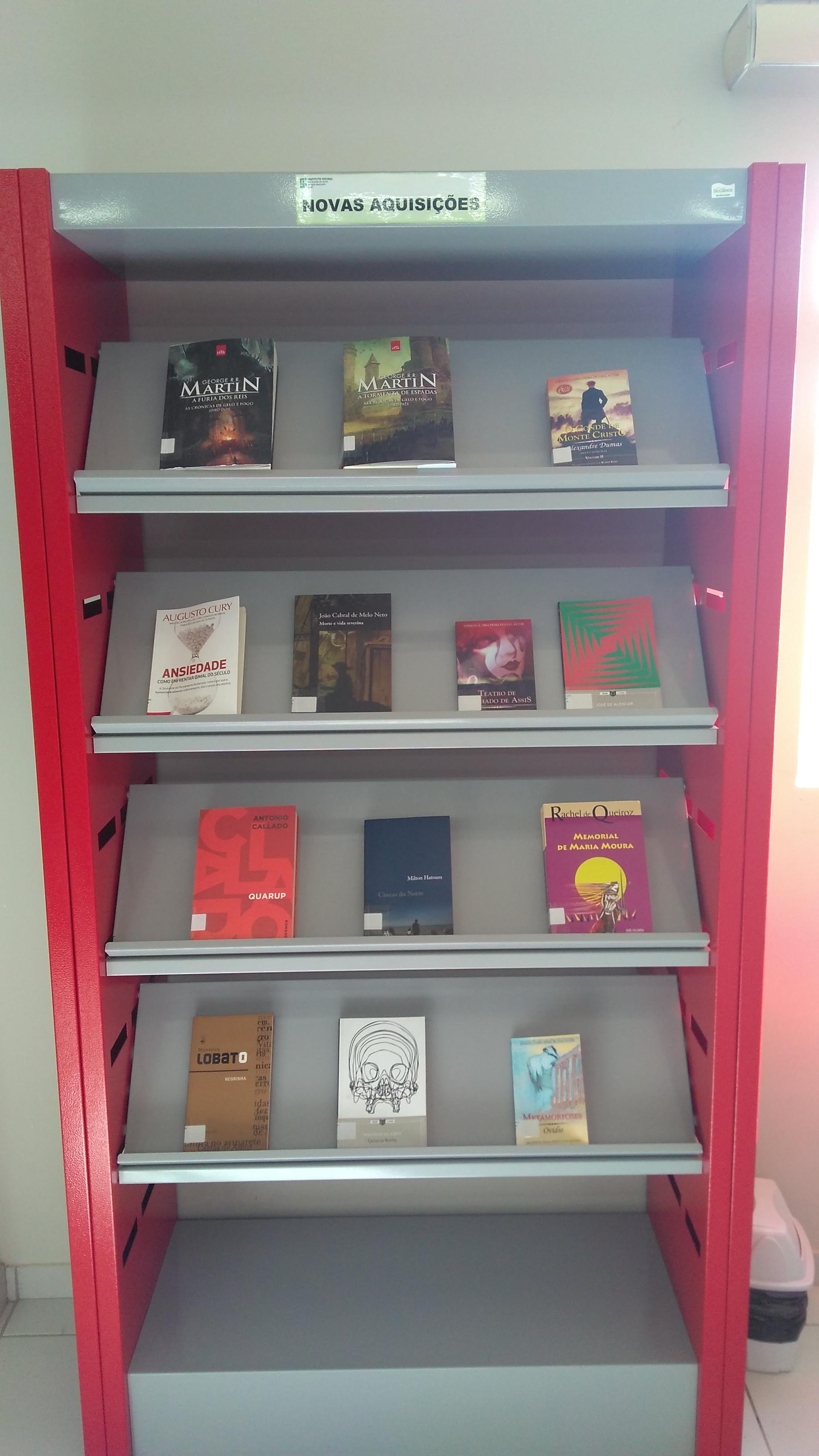 Lajes - Biblioteca Antônio Cruz