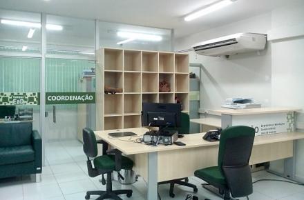 Campus EAD - Biblioteca Sebastião Názaro do Nascimento
